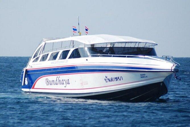 Phuket Coral Island Snorkeling Tour By Speedboat