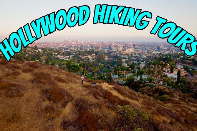 2-Hour Hollywood Walking and Hiking Tour with Skyline Views