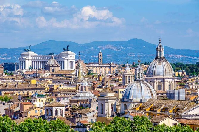 Private Full Day All Rome in 20 stops with English Speakig Driver