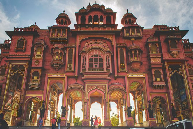 Full-Day Private Tour of the Best Instagram Spots in Jaipur