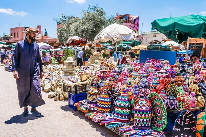 Half-Day Walking Tour in Marrakech with Expert Guide