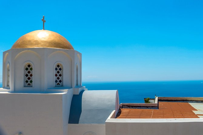 2-Day Private Chauffeured Tour from Athens to Tinos Island