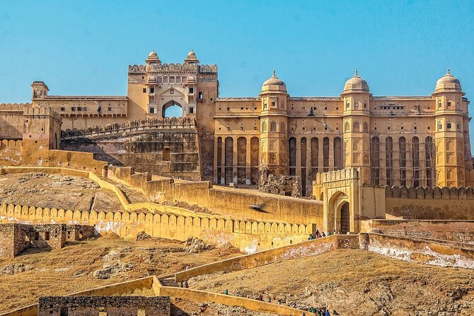 Private Day Tour of Jaipur from Delhi by Car - All Inclusive