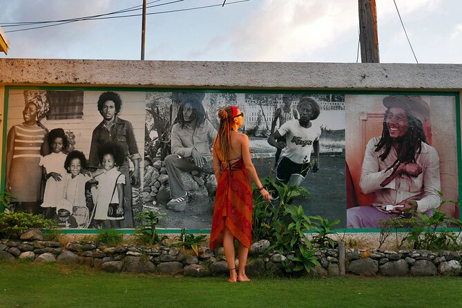 Bob Marley Museum Full-Day Tour from Montego Bay with Lunch