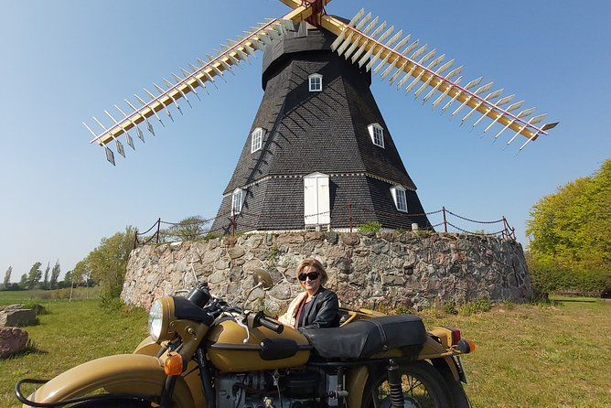 Private Sidecar Tour in Horne Land and Faaborg's Countryside