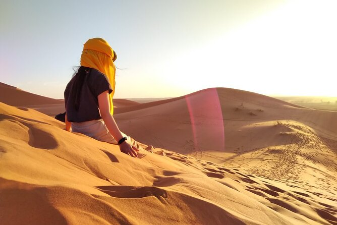 3 Days Safari To Chegaga From Marrakech