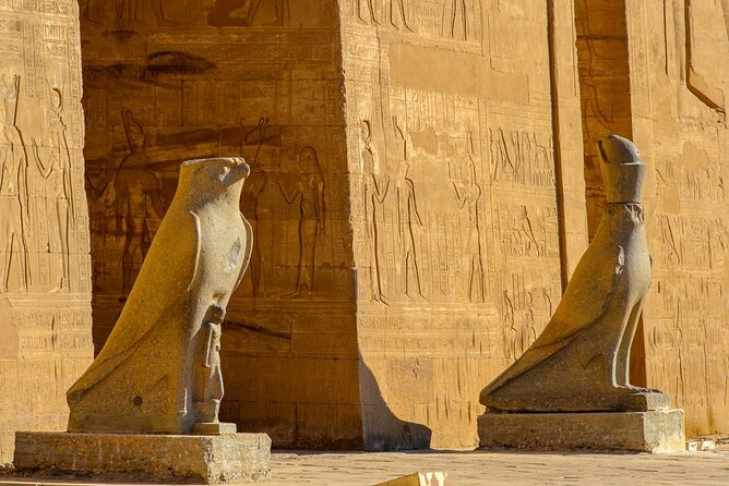 Aswan OR Luxor : Full Day Private Guided Tour to Kom Ombo and Edfu temples