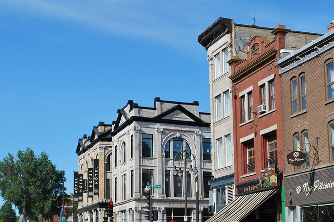 Day trip on Chemin du Roy (King's Road) from Montreal to Trois-Rivières