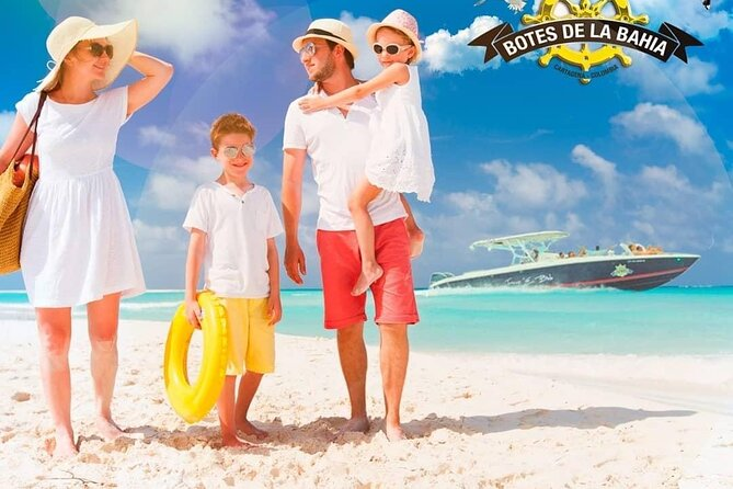 family tour private boat and free snorkel