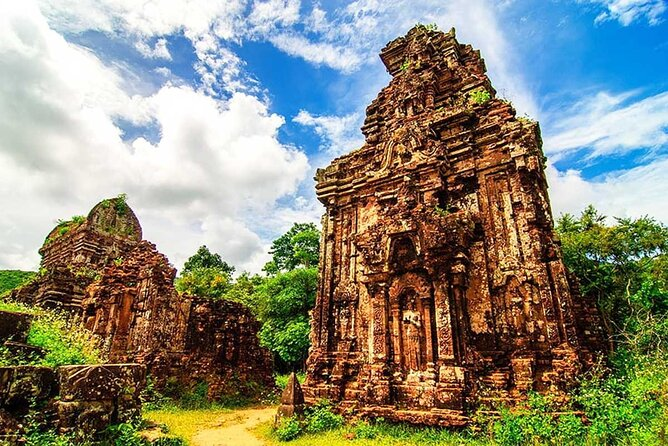Half-day My Son Sanctuary tour from Hoi An