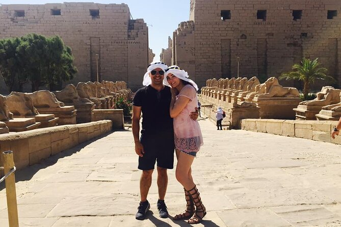 Cairo: Overnight Private Guided Tour to Luxor by Plane & Entrance Fees