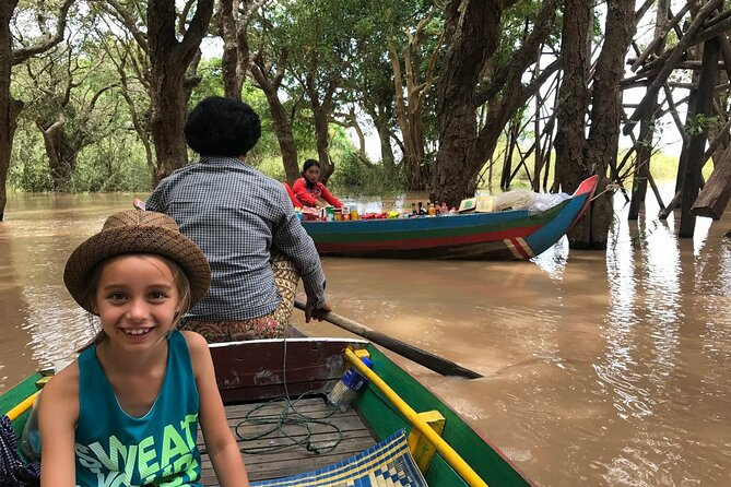 Half Day Kampong Phluk Floating Village & Flooded Forest Tour