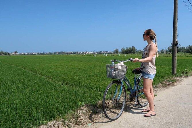 3-hour Bicycle Around Hoi An tour