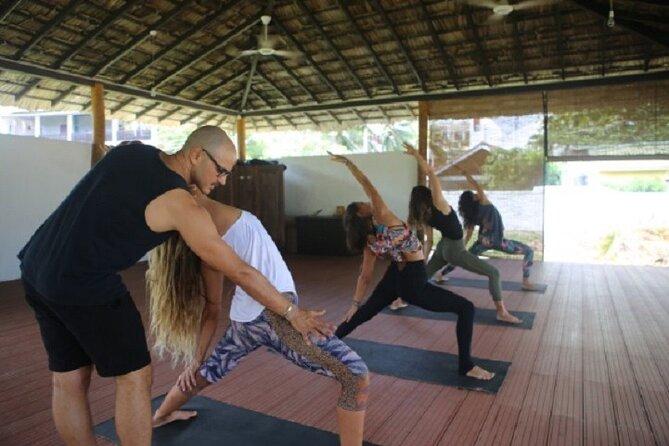 yoga class - Vinyasa Flow (wellness treatments Sri Lanka)