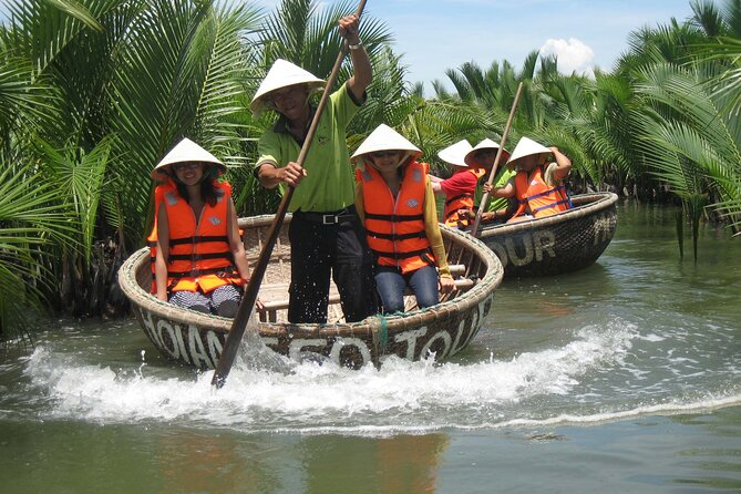 Half day Tra Nhieu and Tra Que vegetable village tour from Hoi An