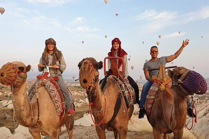 2 Hours Private Cappadocia Camel Tour