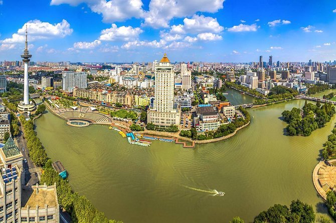 Shanghai to Nantong Bullet Train Ticket with Train Station Transfer