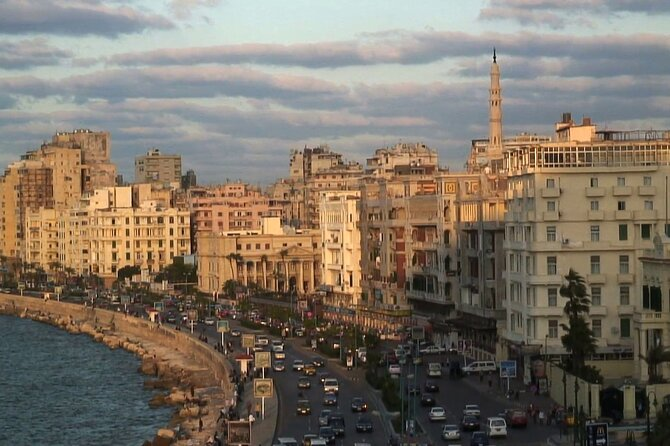Private Guided Alexandria Day-Tour ;Solo;Small Groups