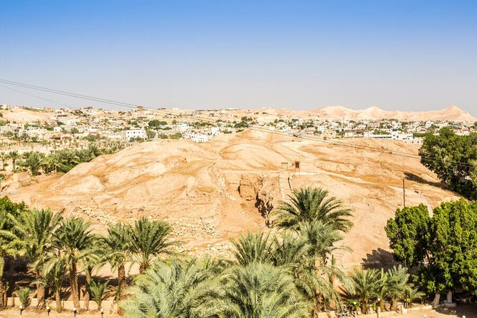 Jericho, Jordan River, Mt. Temptation, and Dead Sea Tour from Tel Aviv