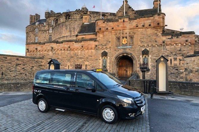 Edinburgh's Hidden Treasures Black Taxi Tour