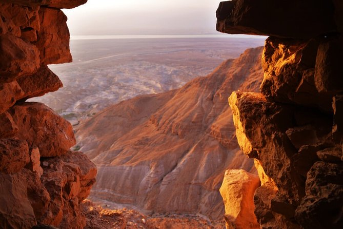 Desert Safari and Dead Sea Day Trip from Jerusalem