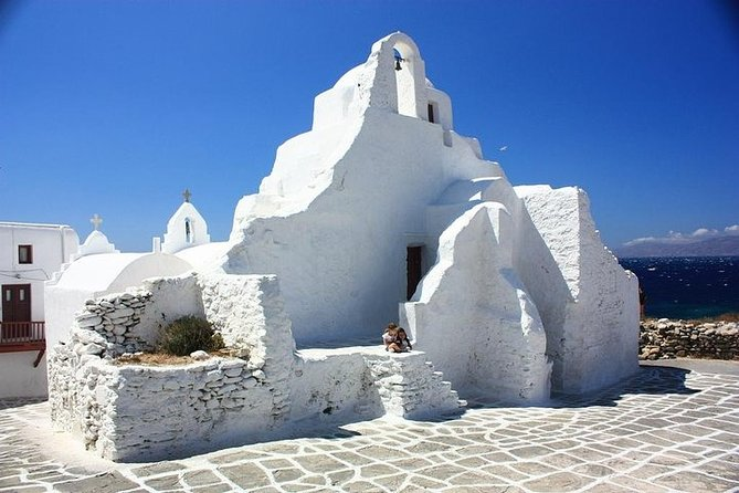 Walking Tour as a Local - Tour in Chora - Duration: 4 hours