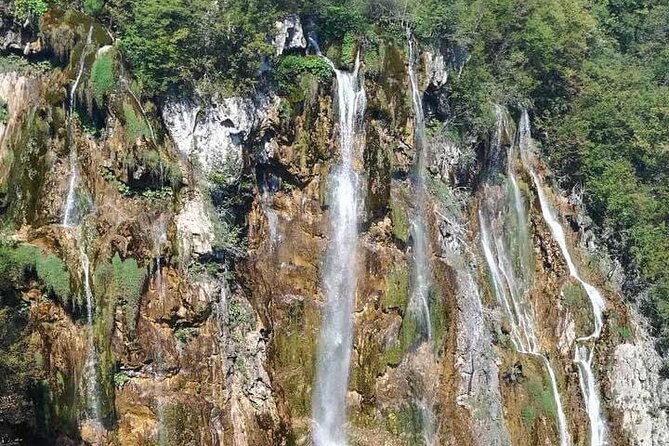 Private excursion from Zadar to Plitvice Lakes