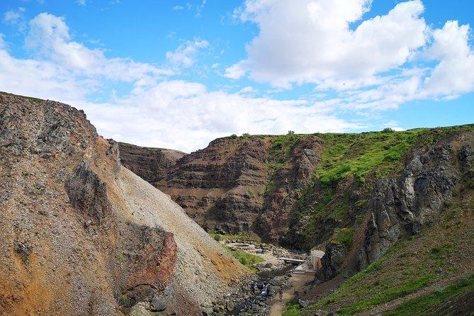 Silver Circle Small Group Day Tour | Canyon Baths, Waterfalls & Sagas