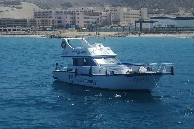 Day use in Ain Sokhna (Yacht for small group)