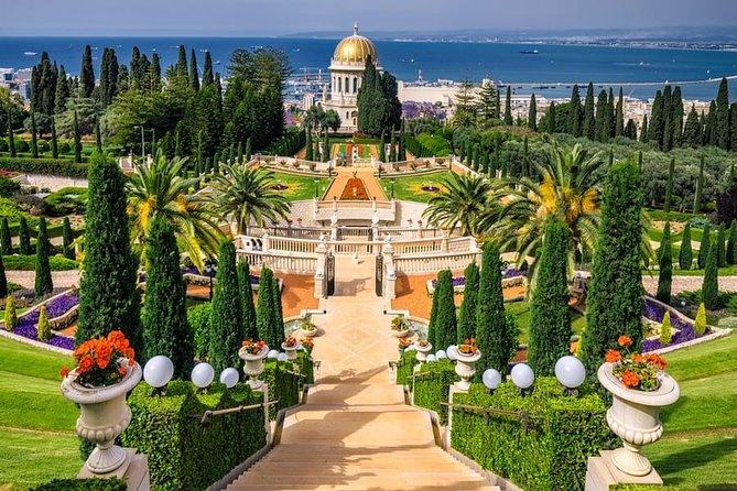 Private Transfer: From Tel Aviv to Haifa