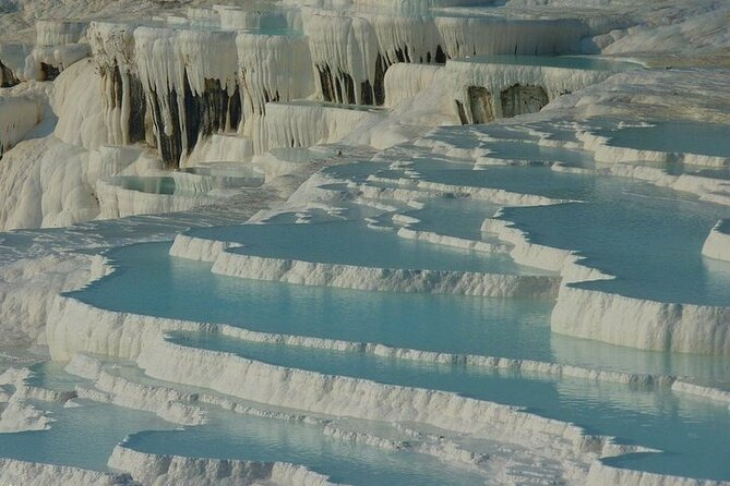 Pamukkale, The Cotton Castle by Khalid