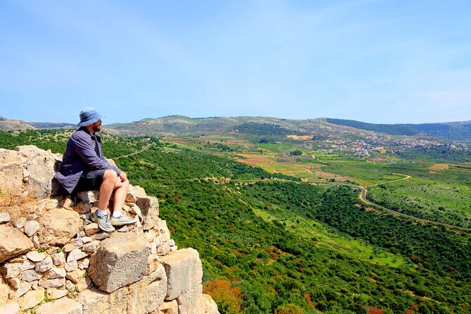 2-Day Small-Group Golan Heights Tour from Tel Aviv
