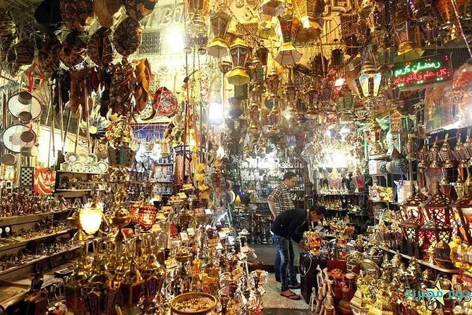 shopping tours from Cairo Giza hotel with expert guide