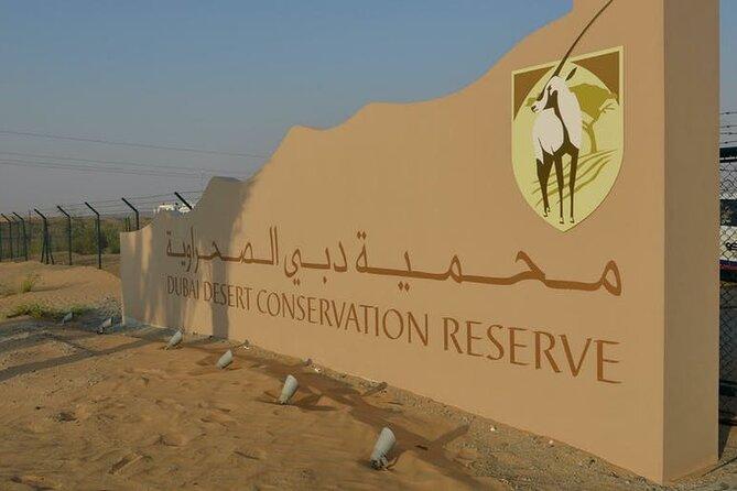 Morning desert safari with transport from Dubai