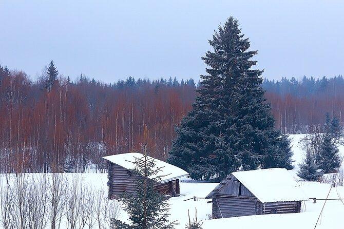 6-Day Snowmobile Tour to Kizhi from Saint Petersburg