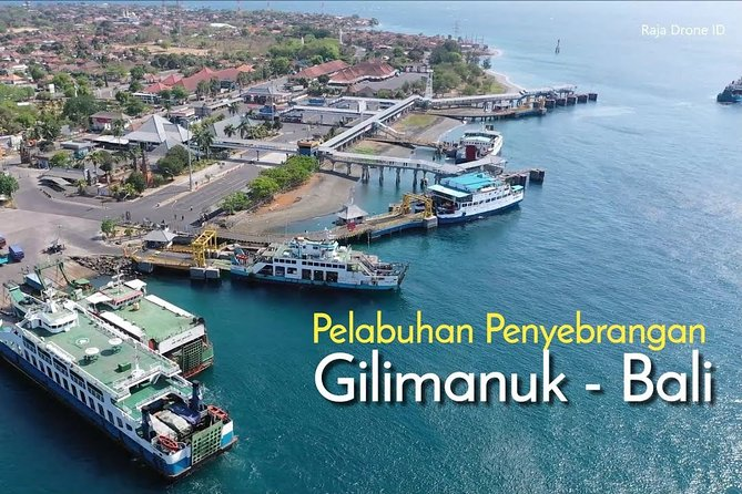 Munduk to Gilimanuk Harbour