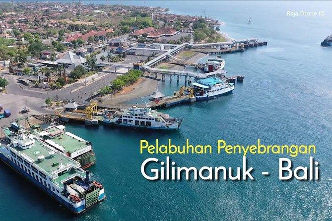 Munduk to Gilimanuk Harbour