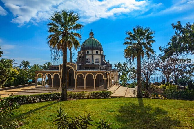 Christian Sites by the Sea of Galilee from Tel Aviv