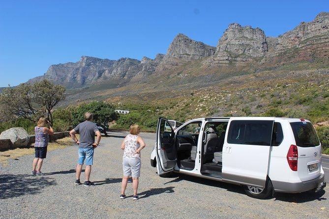 Aquila Safari Roundtrip Transfer from Cape Town