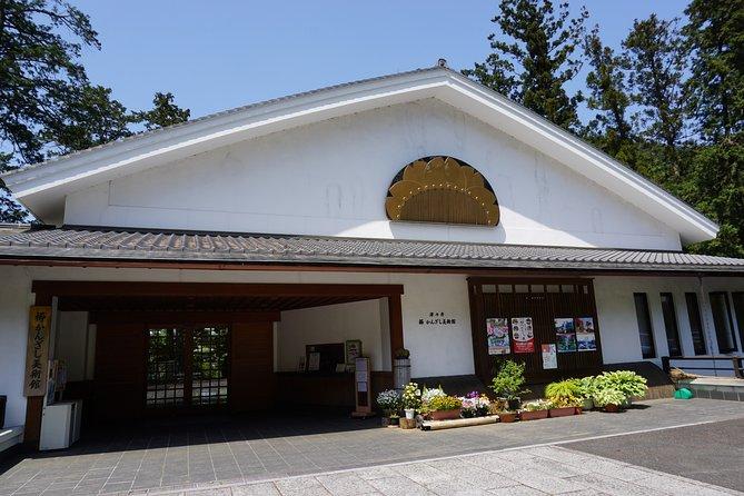 [Tokyo] Sawanoi Comb Kanzashi Museum
