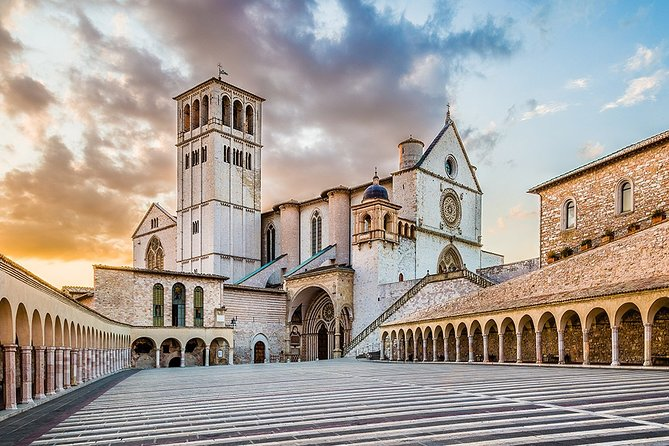 Assisi Perugia and Corciano Fullday from Florence Lunch&WineTasting Included