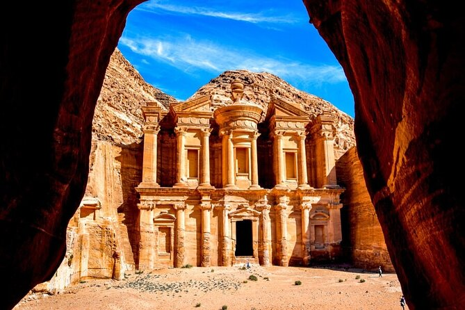 Petra day tour from Tel-Aviv by bus