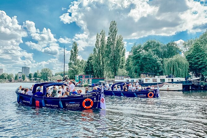 Luxury Canal Cruise Ticket