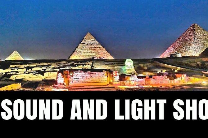 Sound & Light with dinner