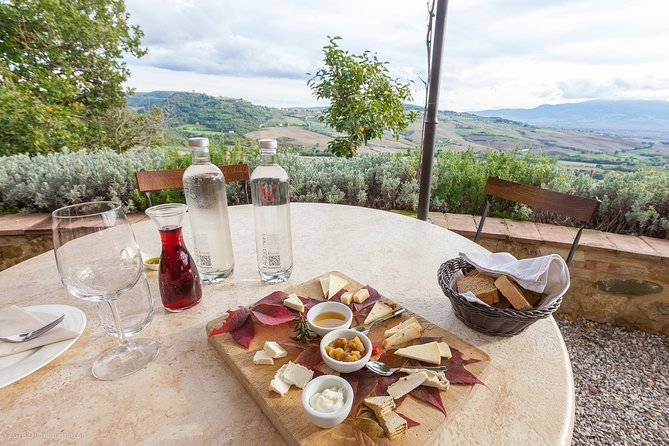 Montalcino and Pienza Tuscany Wine&Cheese Shore Excursion from Livorno Port