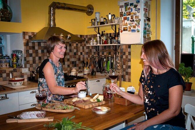 Wild Abruzzo Lands TruffleHunting WineTasting CookingClass Experience from Rome