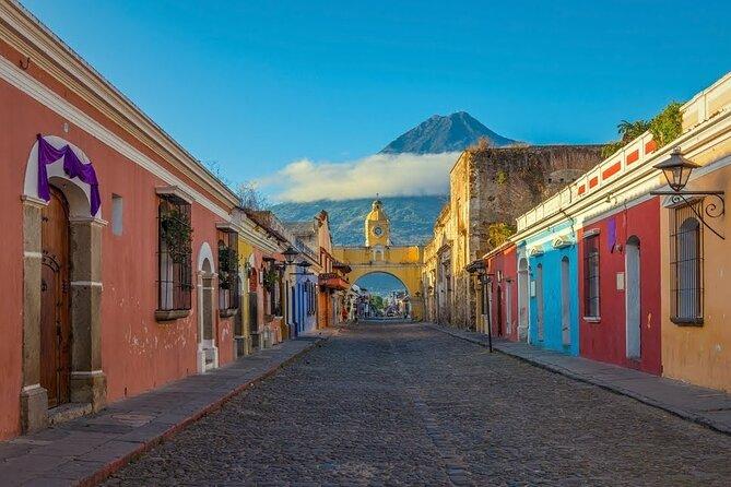 Romantic tour in Antigua