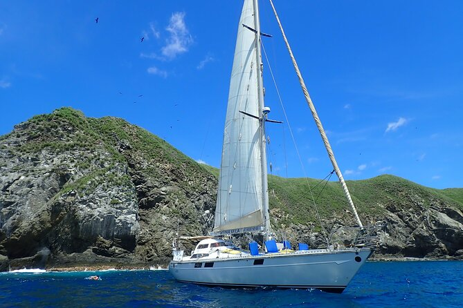 Morning Snorkel and Sailing Tour - Kuna Vela Sailing Tours (Playas Del Coco)