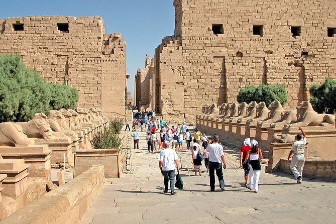 Luxor Day Trip from Hurghada, El Gouna, or Makadi