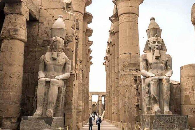 Luxor Day Trip from Hurghada, El Gouna, or Makadi